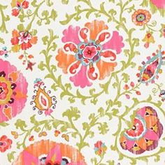 SILSILA OUTDOOR LAWN--outdoor fabric from Calico Corners