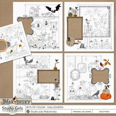Bits of Color :: Halloween