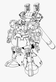 GUNDAM GUY: Mobile Suit Gundam Thunderbolt: Mecha Artwork