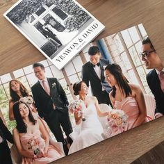 cool vancouver wedding Finally picked up my #weddingalbum  6 months after the wedding #iamtoolazy #herafilms by @yleecho  #vancouverwedding #vancouverwedding
