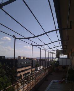 Gazebo Canopy, Terrazzo