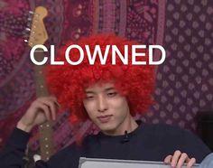 K Meme, Funny Kpop Memes, Cute Memes, Stupid Memes, Reaction Pictures, Funny Pictures, Jae Day6, Bts Face, Happy Pills