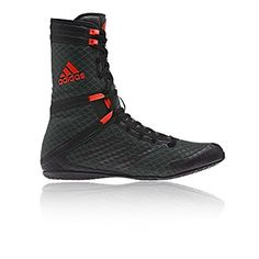 check out 7bd9c 24795 Adidas Speedex 16.1 HC Mens High Top Shoes Boxing Boots, Black, 12.5 UK.  Boxing shoes. Its an Amazon affiliate link.