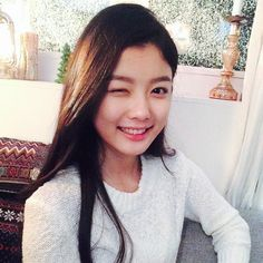 The end of one story is the beginning of another Lee Soo Hyun, Kim You Jung, Child Actresses, Future Wife, Heart Eyes, Asian Fashion, Asian Woman, Hair Beauty, Korean