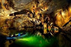 Underground River | HOME SWEET WORLD