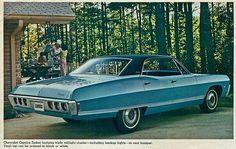 1968 Chevrolet Caprice Sport Sedan