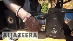 """ Local radio DJ Abdullah 'Dallas' Mussa walks us through life as a journalist in Kibera, K. Al Jazeera English, Slums, Show Us, Dj"