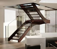 Nordic modern by Siller Treppen | Stairs / Railings