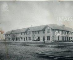 Harvey House, Winslow, Arizona 1908