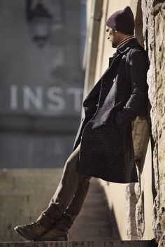 Darcy Backlar styles On The Waterfront for Details Magazine, Dec 2012