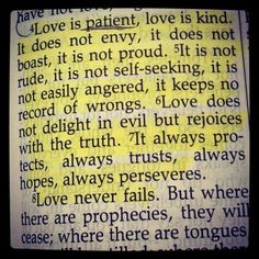These beautiful verses were read out loud at our wedding ❤️ Almost 20 years ago!