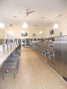 The Perfect Laundromat/Coin Laundry Space, Retail/Small Business (commercial) for filming/photoshoot in Los Angeles, CA, 90006 Coin Laundromat, Laundromat Business, Laundry Business, Laundry Shop, Coin Laundry, Self Service, Coin Operated Laundry, Mop Sink, Dog Washing Station