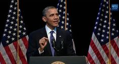 Obama: Collective bargaining can close the income gap