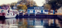 Put-in-Bay, Ohio Skyline: Our 24 Hours in the Midwest Key West from @Bethany Shoda Salvon (BeersandBeans). Lake Erie and @Miller Ferries to Put-in-Bay & Middle Bass's Miller Marina.