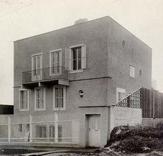 Werkbund Wien/Josef Frank: Josef Frank house. 1922