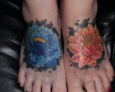 4 lotus tattoo