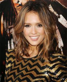 cabello Jessica Alba,  hair styles