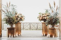 39 Ideas For Wedding Ceremony Ideas Aisle Backdrops Wedding Aisles, Wedding Ceremony Ideas, Wedding Columns, Wedding Altars, Wedding Aisle Decorations, Decor Wedding, Wedding Souvenir, Wedding Table, Diy Wedding
