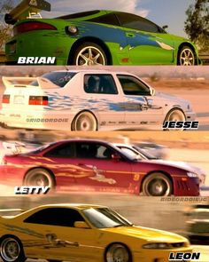Fast and furious Fast And Furious, The Furious, Vin Diesel, Used Sports Cars, Nissan 240sx, Furious Movie, Bmw Autos, Street Racing, Fast Cars