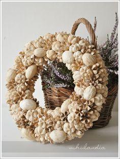 ushiilandia - blog with beautiful European Christmas decorations.