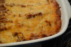 Bariatric Foodie: Taco Casserole- I will use Morningstar meatless crumbles! Bariatric Eating, Bariatric Recipes, Bariatric Surgery, Ketogenic Recipes, Vsg Surgery, Pureed Food Recipes, Mexican Food Recipes, Cooking Recipes, Skillet Recipes