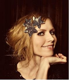 Nina Persson of the Cardigans. I need to make a 90s board!
