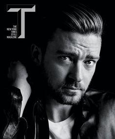 cecf652abb4 The Fashion Bomb News Breakdown  Justin Timberlake Covers T Magazine