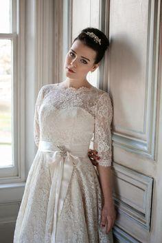 Heavenly Vintage Brides - UK vintage wedding blog: Vintage-style Heavenly Collection
