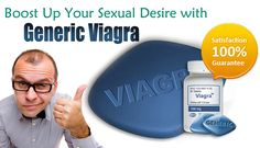 Buy Generic Viagra Online and discover a New World without ED