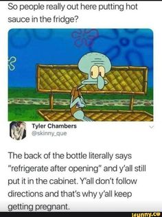 """Roundup Of Spongebob Memes Straight From The Chum Bucket - Funny memes that """"GET IT"""" and want you to too. Get the latest funniest memes and keep up what is going on in the meme-o-sphere. Dank Memes Funny, Dankest Memes, Jokes, Funny Stuff, Random Stuff, Funny Things, Dog Memes, Offensive Memes, Frases"""