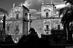 Palermo in chiaroscuro....