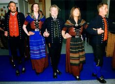 FolkCostume&Embroidery: Overview of the Folk Costumes of Europe, Faroe Island