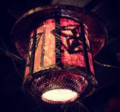 Tiki lamp ideas