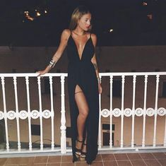 Very beautiful black dress- nastilove