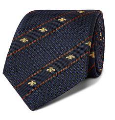 Gucci Horsebit Loafers, Designer Ties, Skinny Ties, Louis Vuitton Monogram, Menswear, Mens Fashion, Naguib Mahfouz, Silk, Neckties