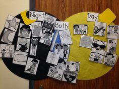We just wrapped up our study of day and night and are moving on to patterns of events in seasons now....