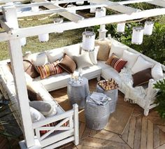 Necessary Inspiration: Turning Your Deck Into A Backyard Room