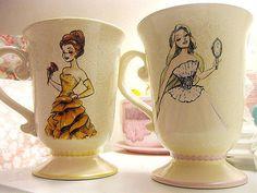 Disney Designer Collection Princess Cup Mug Disney