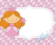 Convite Digital Princesa
