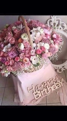 Happy Birthday Wishes, Quotes & Messages Collection 2020 ~ happy birthday images Happy Birthday Bouquet, Happy Birthday Wishes Photos, Birthday Wishes Flowers, Beautiful Birthday Wishes, Happy Birthday Cake Images, Happy Birthday Celebration, Birthday Wishes Messages, Birthday Blessings, Happy Birthday Greetings