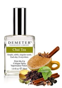 Chai Tea Demeter Fragrance perfume - a fragrance for women and men 2009