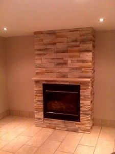 Fireplace and tv mantel for the home pinterest mantels gas fairplace with diy mantel solutioingenieria Gallery
