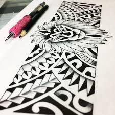 Resultado de imagem para desenho maori
