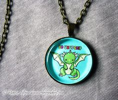 ReLove Planet  Be Yourself Dragon 1 by ReLovePlanet, $20.00