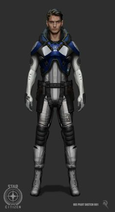 Introducing Your RSI Space Suit - Roberts Space Industries