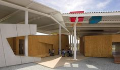 The Architecture of Early Childhood: Austrian students design an early learning centre for a local South African community