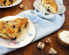 ... on Pinterest | Chocolate Fudge, Scones and Chocolate Cherry Cookies