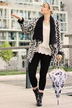 Street look fashion pregnancy /street look french blogger Artlex / fashion blog / pregnancy/maternity/Look woman pregnant@asosff