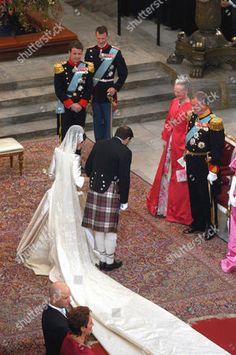 Mary Donaldson & Crown Prince Frederik of Denmark May 2004 Princess Marie Of Denmark, Royal Princess, Crown Princess Mary, Prince And Princess, Denmark Royal Family, Danish Royal Family, Royal Brides, Royal Weddings, Mary Donaldson