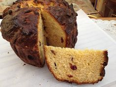 Beyond Bourke Street: Easy not-at-all-dry Panettone!